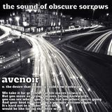 the sound of obscure sorrows: avenoir