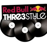 DJ VAZZ - REDBULL3STYLE CHILE 2014 NATIONAL SEMIFINAL