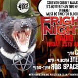 fright night 25/08/17 dnb mix