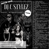 C Stylez - Nu-R&B Mix (January 2016) (Clean)