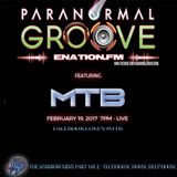 PARANORMAL GROOVE ENATION.FM SUNDAY NIGHT FEBRUARY 19, 2017 PART 1 of 2-THE SPARROW MIXX