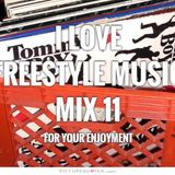 I Love Freestyle Music Mix 11 2015 - DJ Carlos C4 Ramos.