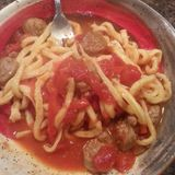 Saucey Spicey Homemade Pasta and Saucey fun songs. love sausage.