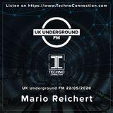 Mario Reichert exclusive radio mix UK Underground presented by Techno Connection 22/05/2020