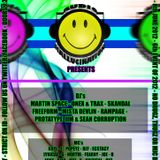 Sean Corruption - Audio Hallucination - Bar Loco Barnsley - 8 June 2012