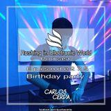 Carlos Cerda - RIEW 275 [Birthday party] (01.05.19)