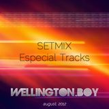 Mix August 2012 (Especial Tracks) - Wellington Boy