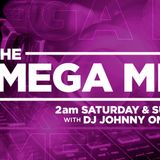 DJ Johnny Omega - OMEGAMIX SHOW OCT 11,12 2019 PT 01 (IDS)