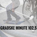 GRADSKE MINUTE - Bike polo, skateboarding i skvoš - 21.06.2018.