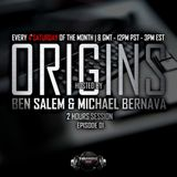 Ben Salem & Michael Bernava - Origins EP01 - TM-Radio - April - 23 - 2016