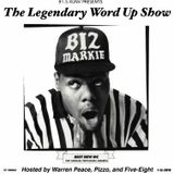 Word Up Show Jan 12, 2017 - Damn... Edition (feat. DJ Pizzo)