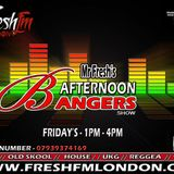 the afternoon bangers show PT 2 (12/08/16)