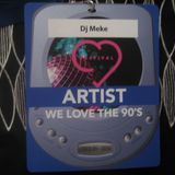 DJ Meke @ We Love The 90s 2016 Festival [reconstruction mixtape]