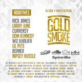 Gold Smoke - @DJease_ @TravvyOfficial - Whole Mix (NonStop)