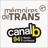 Interview Canal B - Mémoires de Trans - Pascal Comelade