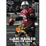 TSL Podcast: 2016 NFL Draft Prospect QB Liam Nadler of Gannon University