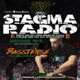 STAGMA RADIO: Episode Five: BASSTERSE Guest Mix