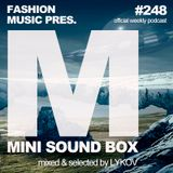 Lykov – Mini Sound Box Volume 248 (Weekly Mixtape)