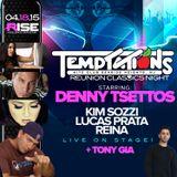Live @ Rise - Tempts Reunion - Pt. 2 - April 18, 2015