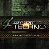 Future Flow-Art Style:Techno Podcast Mix (2015.08.28.)