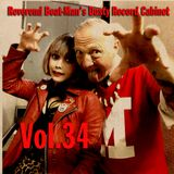 Reverend Beat-Man's Dusty Record Cabinet - Vol.34
