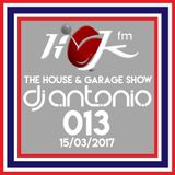 THE HOUSE & GARAGE SHOW 013