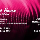 Sunset House Wine&Vinyl Edition @Loblocher Weinzehnt2018