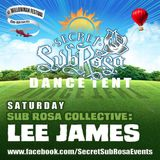 Secret Sub Rosa at Willowman Festival 2017 - Lee James