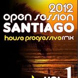 Open Session Santiago Vol.1
