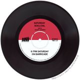 Juliet Harris Saturday Soulcial 4 April 2015 Barricade Radio
