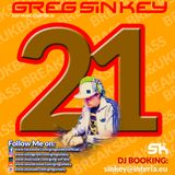 Greg Sin Key - Just Music Chapter 21