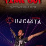 DJ CANTA LIVE TIME OUT CALA D'OR MALLORCA 3th July 2017