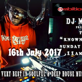 Ambition Radio - DJ MRcSp` Pres. KNOWN 4 SOUL Sunday Sessions 16th July 2017