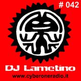 CyberOneRadio House Session - DJ Lametino - episode # 042