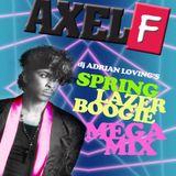 Adrian Loving's Axel F Spring Lazer Boogie Mega Mix