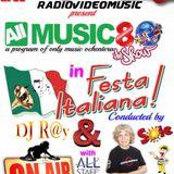 ALL MUSIC 80 - FIESTA ITALIANA
