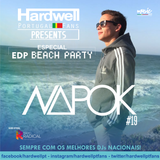 #19 Hardwell PT Fans presents #Especial EDP BEACH PARTY by. NAPOK [03. VI .2017]