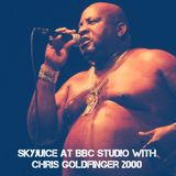 SkyJuice at BBC with Chris Goldfinger 2000