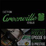 FleaMarket Funk: Live From Greenville Studios Episode #9