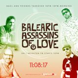Live on 1 Brighton FM :: August 11-12, 2017 :: The all-nighter, part one of three :: BAOL & friends!