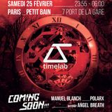 PolarX - PromoMix for Timelab 002 pres. Coming Soon