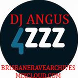 DJ ANGUS 4 ZZZ ARCHIVES 2 SIDE 1.