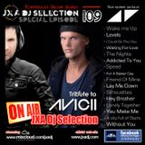 JXA Dj Selection Episode 109 - Avicii Tribute
