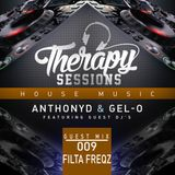 Therapy Sessions Episode 9 Guest Mix with The Filta Freqz