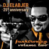 Funktronica vol II: DJ Elabjer's 25th anniversary