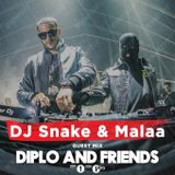 DJ Snake b2b Malaa - Diplo and Friends (31.08.2019) (Live Hard Summer Festival 2019)