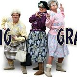 The fizzogs the dancing grannies special guest on in the morning with Dan