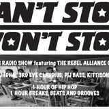 CSWS RADIO SHOW www.roguefm.com  ft Rebel Alliance April 2014 PT 2 Breaks and Grooves Selelction