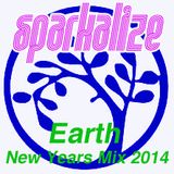 Sparkalize Earth New Years Mix 2014