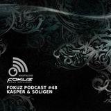 Anthony Kasper & Soligen - Fokuz Podcast #48 (17-01-2018)